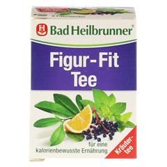 BAD HEILBRUNNER Tee Figur Fit Fastenunterstützung 8 Stück - Vorderseite