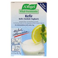 VITAL FERMENT Kefir Beutel 3x0.7 Gramm - Vorderseite