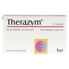 THERAZYM Tabletten 25 Stück - Vorderseite