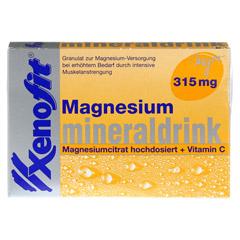 XENOFIT Magnesium+Vitamin C Btl. 20x4 Gramm - Vorderseite