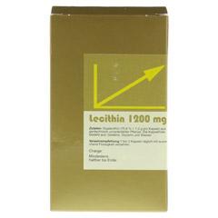 LECITHIN KAPSELN 100 Stück - Vorderseite
