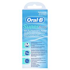 ORAL B Zahnseide Superfloss 1 Stück - Vorderseite