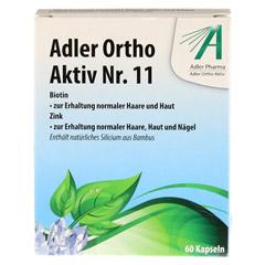 ADLER Ortho Aktiv Kapseln Nr.11 60 Stück - Vorderseite