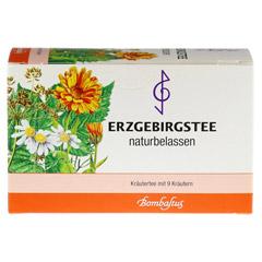 ERZGEBIRGSTEE Filterbeutel 20x2 Gramm - Vorderseite
