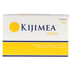 KIJIMEA Derma Kapseln 14 Stück - Vorderseite