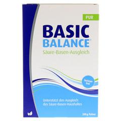 BASIC BALANCE Pur Pulver 200 Gramm - Vorderseite