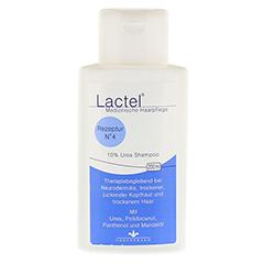 LACTEL Nr. 4 Shampoo gegen trockene, juckende Kopfhaut 200 Milliliter