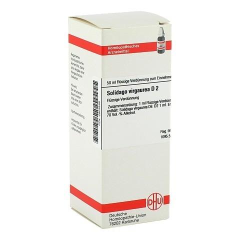SOLIDAGO VIRGAUREA D 2 Dilution 50 Milliliter N1