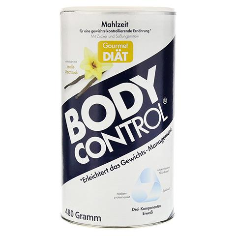 BODY CONTROL Diätpulver Vanille 480 Gramm