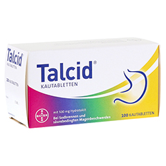 Talcid 100 Stück N3