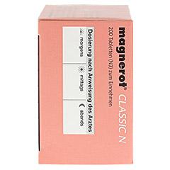 MAGNEROT CLASSIC N Tabletten 200 St�ck N3 - Rechte Seite