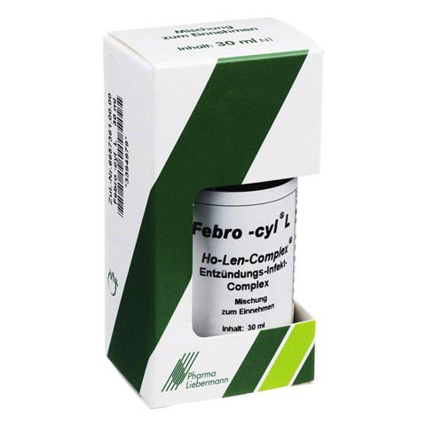 FEBRO CYL L Ho-Len-Complex Tropfen 30 Milliliter