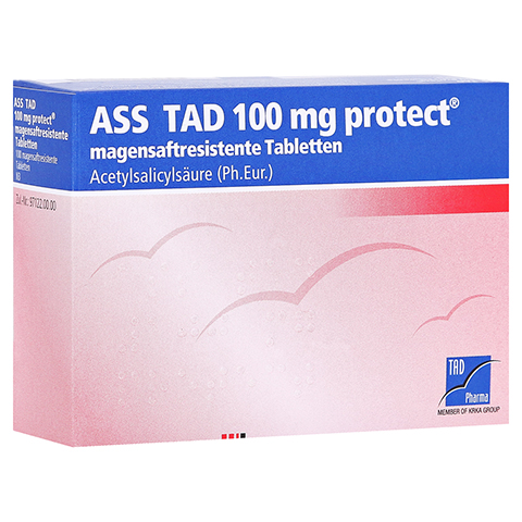 ASS TAD 100mg protect 100 St�ck N3