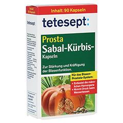 Tetesept Prosta Sabal-Kürbis Kapseln 90 Stück