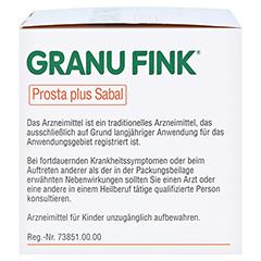 GRANU FINK Prosta plus Sabal 200 St�ck - Linke Seite