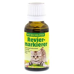 BACHBL�TEN Reviermarkierer fl�ssig f�r Katzen 20 Milliliter