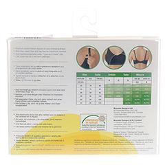 MEDELA Schwangerschafts- u.Still-BH S schwarz 1 Stück - Rückseite