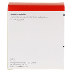ACETYLSALICYLS�URE Injeel Ampullen 10 St�ck N1 - R�ckseite
