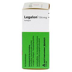 Legalon Madaus 156mg 30 Stück N1 - Linke Seite