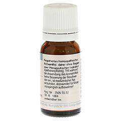 PHOSPHORUS D 30 Globuli 10 Gramm - Rückseite