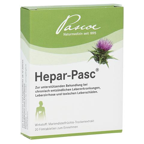 Hepar-Pasc 20 Stück