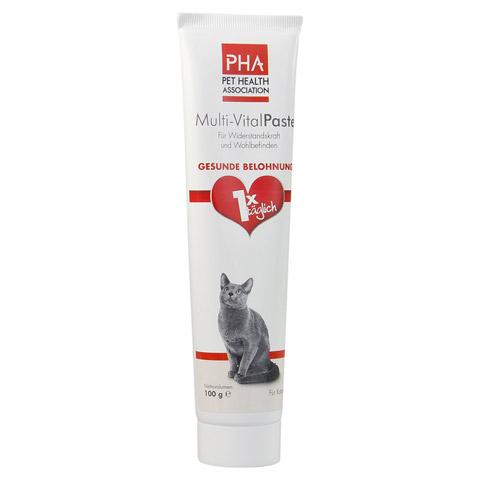 PHA Multi-VitalPaste f.Katzen 1 Stück