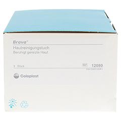 BRAVA Hautreinigungstuch 3x15 Stück - Vorderseite