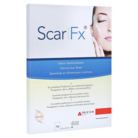 SCAR FX Silikon Narben Pflast.3,75x7,5cm 1 Stück