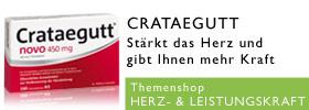 Herz- & Leistungskraft Crataegutt Themenshop