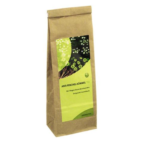 Kümmel-Fenchel-Anistee (Magen- und Darmtee II) 100 Gramm