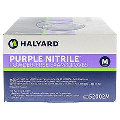 SAFESKIN Purple Nitrile Unt.Handsch.M 100 Stück - Rechte Seite