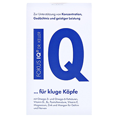 FOKUS IQ Dr.Keller Kapseln 120 St�ck - Vorderseite