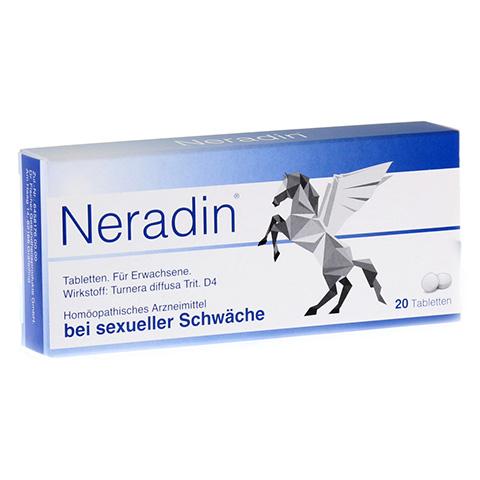 NERADIN Tabletten 20 Stück