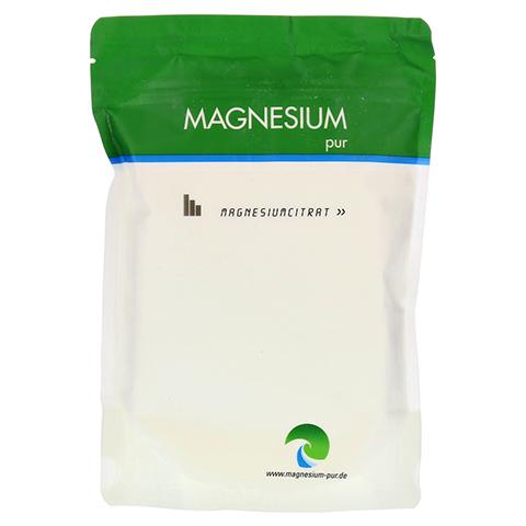MAGNESIUM PUR Pulver 500 Gramm