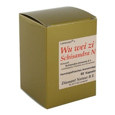 WU WEI ZI Schisandra Kapseln 60 Stück N1