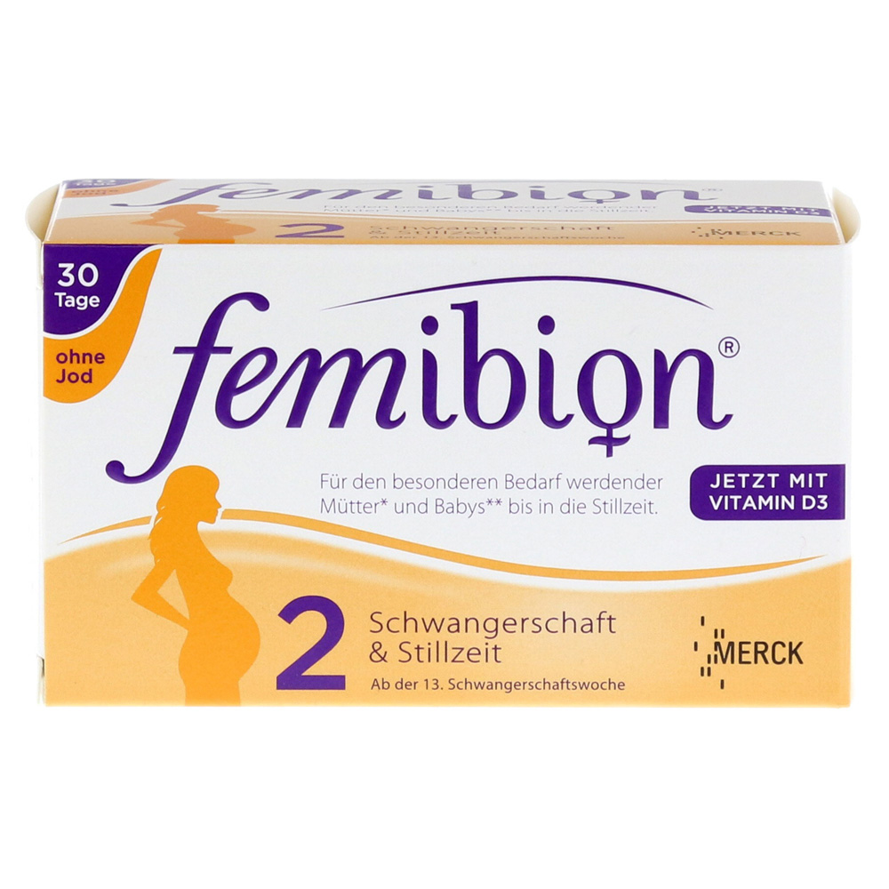 erfahrungen zu femibion schwangerschaft 2 d3 dha 400 g. Black Bedroom Furniture Sets. Home Design Ideas