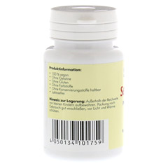 SERRANIA PS Phosphatidylserin Kapseln 60 Stück - Linke Seite