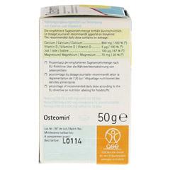 OSTEOMIN Tabletten 100 Stück - Linke Seite