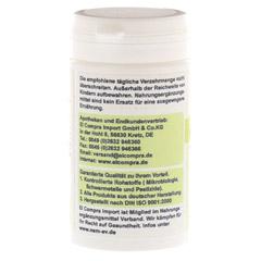 PANGAM Vitamin B15 Kapseln 60 Stück - Linke Seite