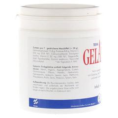 GELAMIN plus L-Cystin Pulver 400 Gramm - Linke Seite