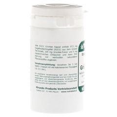 EGCG 97,5 mg Epigallocatechingallat Kapseln 60 Stück - Linke Seite