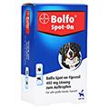 BOLFO Spot-On Fipronil 402 mg Lsg.f.sehr gro.Hunde 3 Stück