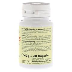 SERRANIA PS Phosphatidylserin Kapseln 60 Stück - Rechte Seite