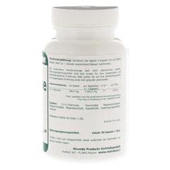 D MANNOSE 500 mg vegetarische Kapseln 90 Stück - Rechte Seite