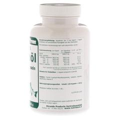OMEGA 3 Fischöl 1000 mg Kapseln 120 Stück - Rechte Seite