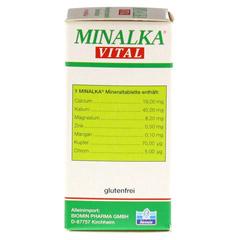 MINALKA Tabletten 150 Stück - Rechte Seite