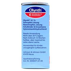Olynth 0,1% 100 Milliliter - Rechte Seite