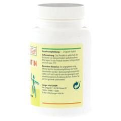 L-CARNITIN 500 mg Kapseln 90 Stück - Rechte Seite
