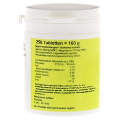 DOLOMIT Magnesium Calcium Tabletten 250 Stück - Rechte Seite