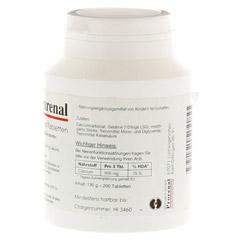 CALCIUMCARBONAT CALCIUMRENAL Tabletten 200 Stück - Rechte Seite